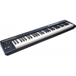 Keystation 61 II - Clavier USB MIDI 61 notes