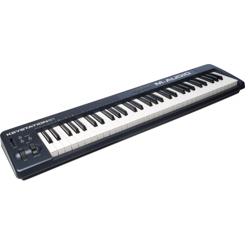 M-Audio Keystation 61 II - Clavier USB MIDI 61 notes