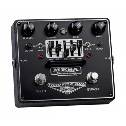 Mesa Boogie Throttlebox-EQ - Dual-Mode Distortion
