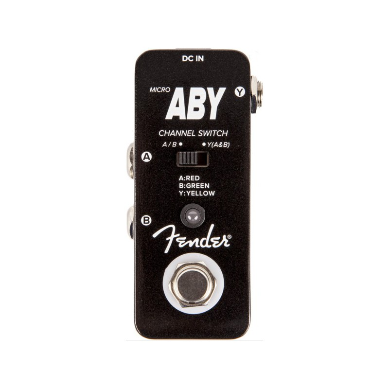 Fender Micro ABY Channel Switch - 023-4514-000