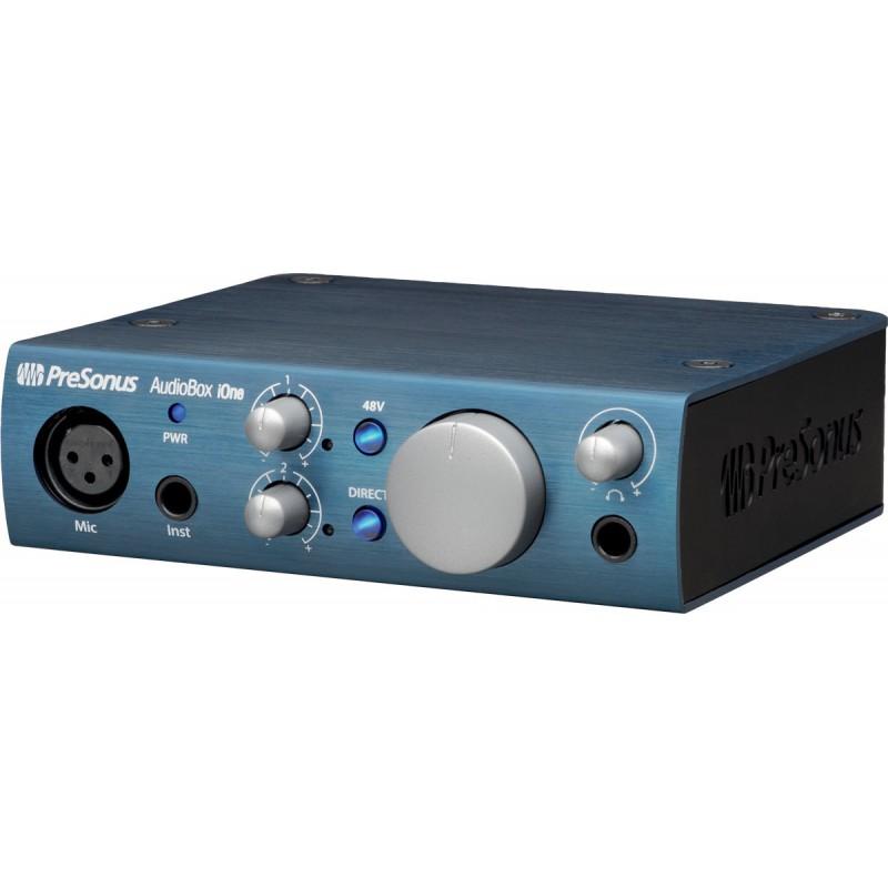 Ione AudioBox iOne 2X2 USB 2.0 iPad