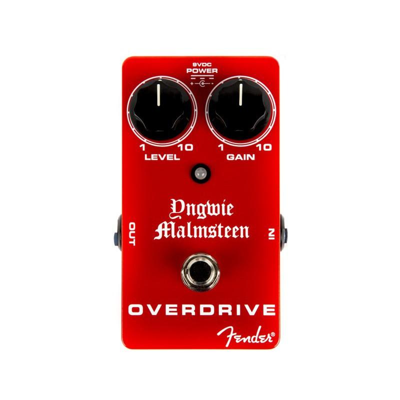 Fender Malmsteen Overdrive Pédale - 023-4507-000
