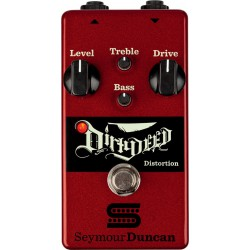 Seymour Duncan Dirty Deed - Pédale Overdrive