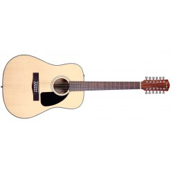 Fender CD-100 12 Cordes Natural - 096-1533-021