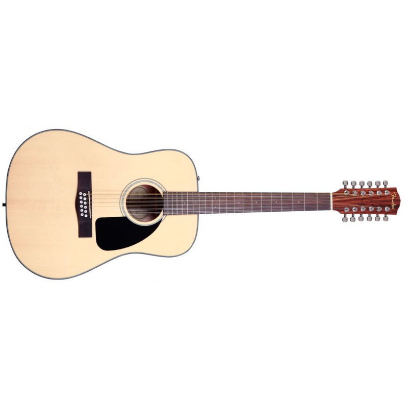Fender CD-100 12 Cordes Natural - 096-1533-021