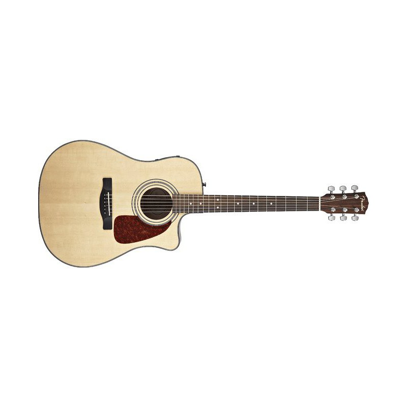 Fender CD-140SCE Dreadnought Cutaway Natural - 096-1514-021