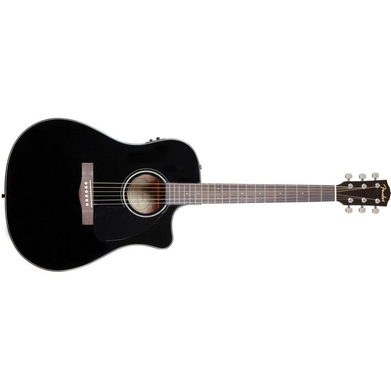 Fender CD-60CE Black - 096-1542-006