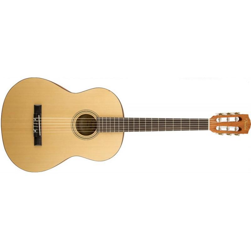 fender esc 105 naturelle guitare classique