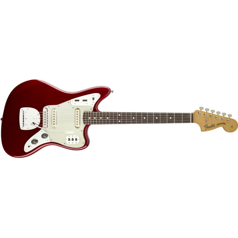 Fender Jaguar® Classic Player Special Rosewood Candy Apple Red - 014-1700-309
