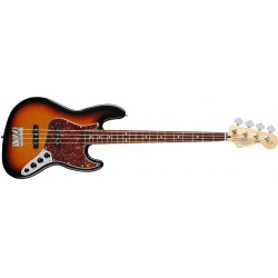 Jazz Bass® Deluxe Active Rosewood - Brown Sunburst
