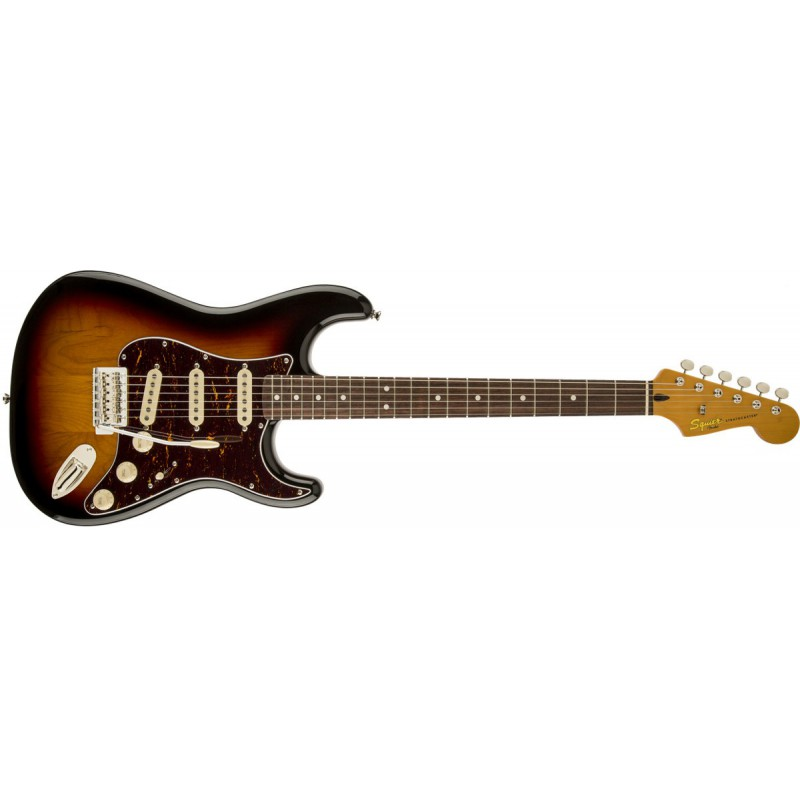 Squier Stratocaster® Classic Vibe '60s Rosewood - 3-Color Sunburst - 030-3010-500