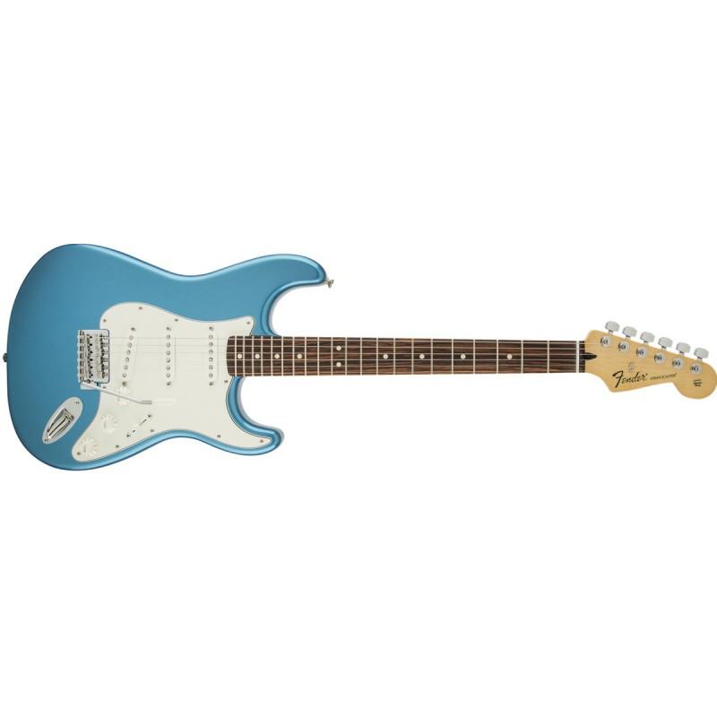 Fender Stratocaster Standard Rosewood Lake Placid Blue - 014-4600-502