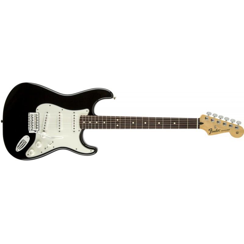 Fender Stratocaster® Standard Rosewood Black - 014-4600-506