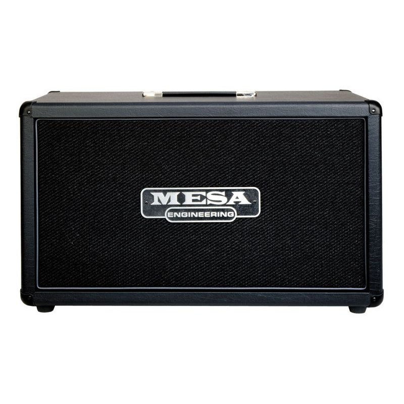 "Recto Horizontal 2x12"" - Black Bronco"