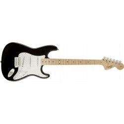 Squier Stratocaster Affinity Maple Black - 031-0602-506