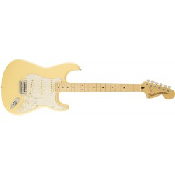 Stratocaster® Deluxe Roadhouse™ Maple Vintage White