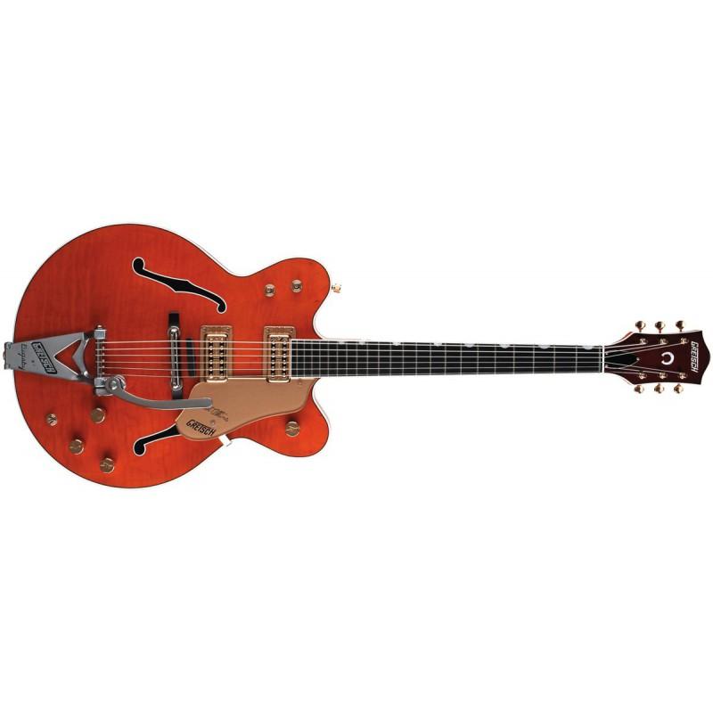 Gretsch G6120DC Chet Atkins Orange Stain
