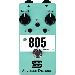 805 OD - Pédale Overdrive
