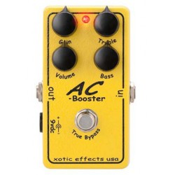 Xotic AC Booster - Overdrive