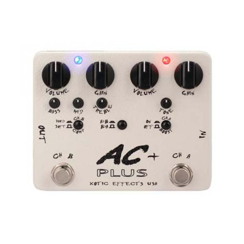 Xotic AC Plus - Pédale Overdrive
