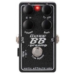 Xotic Bass BB Preamp - Préampli Basse