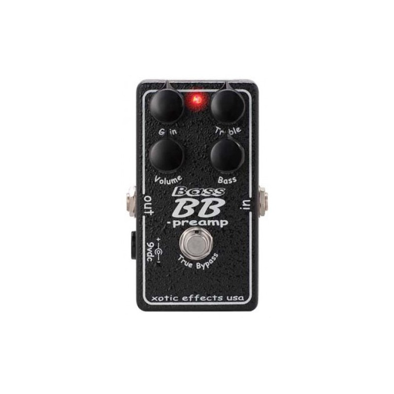 Xotic Bass BB Preamp - Préampli Basse
