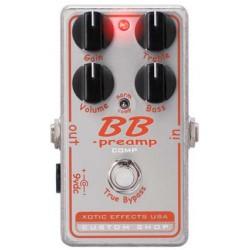 BB Preamp Comp - Préampli Compresseur