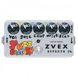 Zvex Vexter Fuzz Factory - Pedale Fuzz