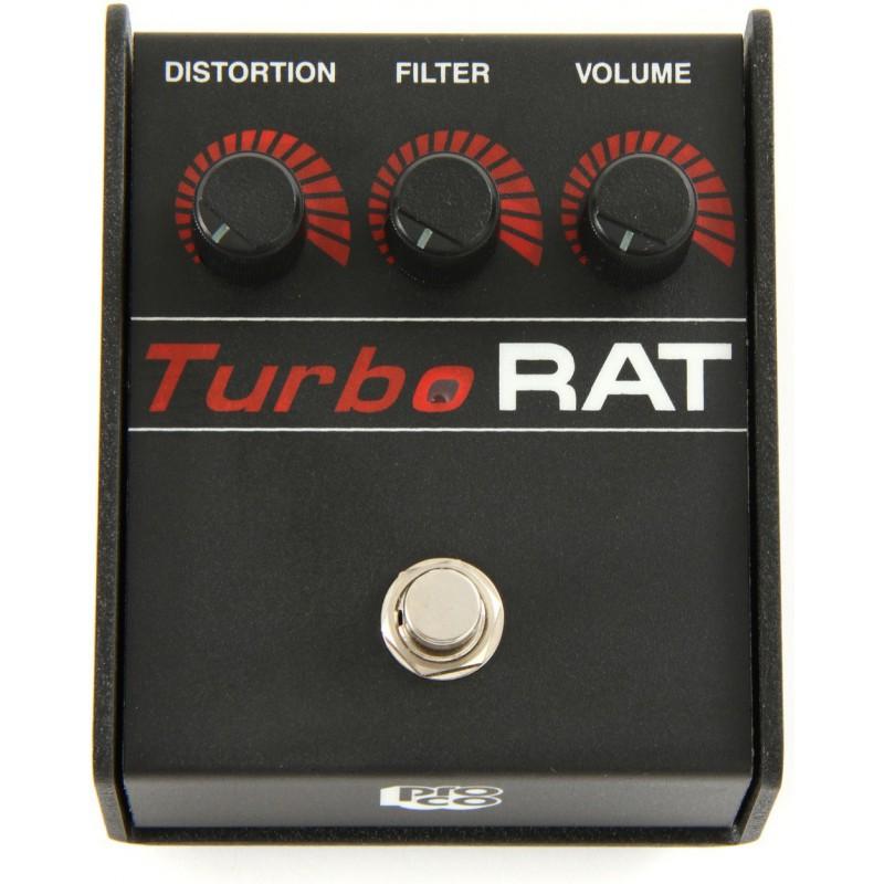 Pro Co Turbo Rat - Pédale Distorsion