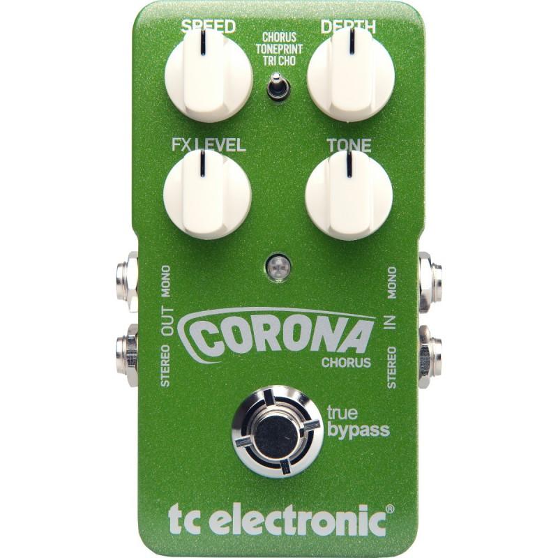 TC Electronic Corona Chorus - Pédale Chorus