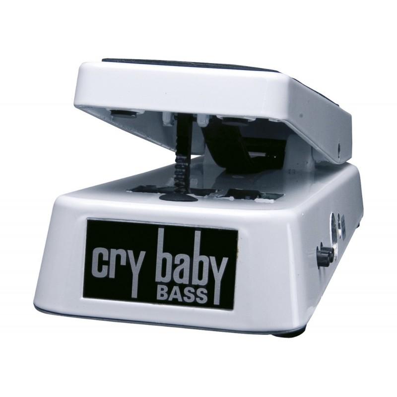 Dunlop Crybaby Basse 105Q - Pédale Wahwah Basse
