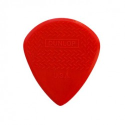 Dunlop Jazz III Grip Nylon Rouge
