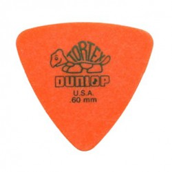 Dunlop Tortex Triangle Souple 0.6mm Mediator