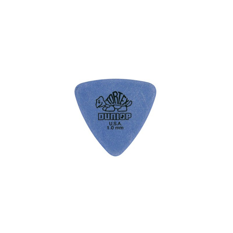 Dunlop Tortex Triangle Dur 1.00mm Mediator