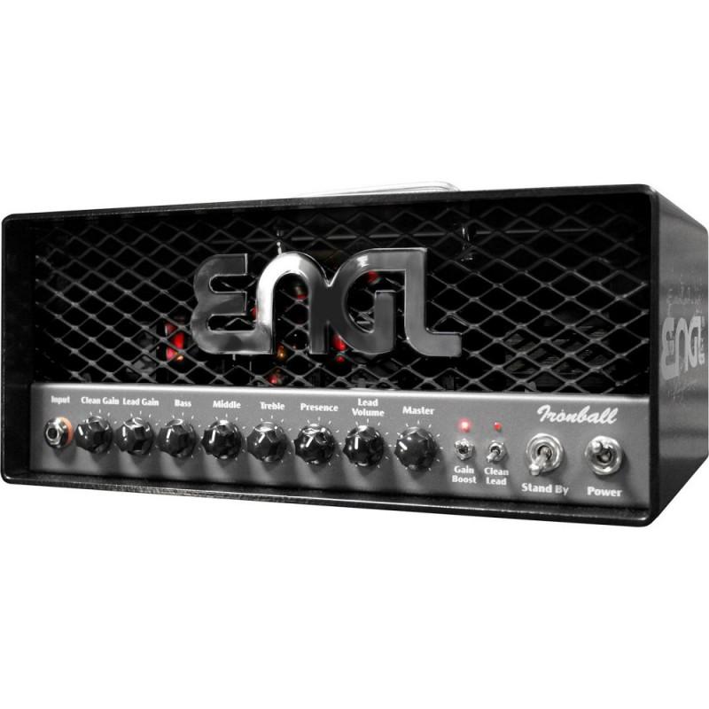 Engl Ironball E606 Z4 - Ampli Guitare Lampe