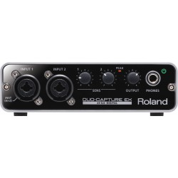 Roland UA-22 Duo Capture EX - Interface Audio USB