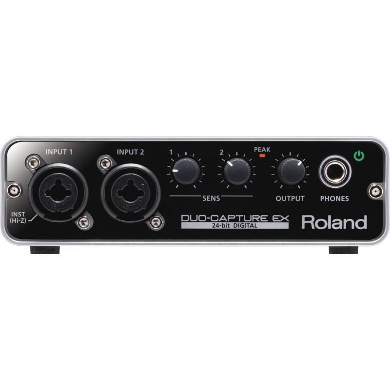 Roland UA-22 Duo Capture EX - Interface Audio USB