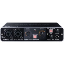 Quad Capture UA-55 - Interface Audio USB2