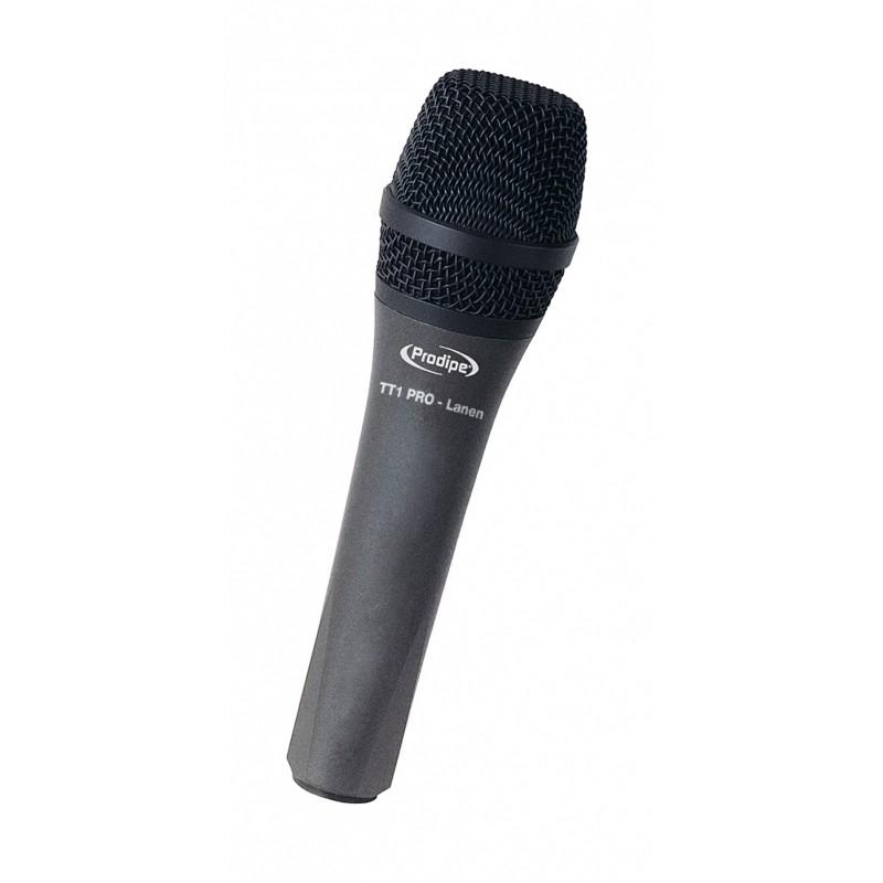 TT1 Pro Lanen - Micro Chant Dynamique