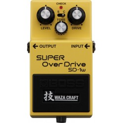 SD-1W Waza Craft - Super Overdrive