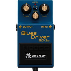 BD-2W Waza Craft - Blues Driver