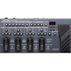 Boss ME-80 avec PSA-230S Pédalier Multi-effet Guitare