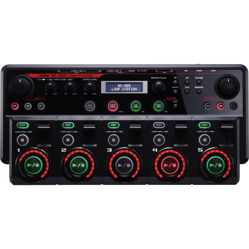 Boss RC-505 - Loop Station