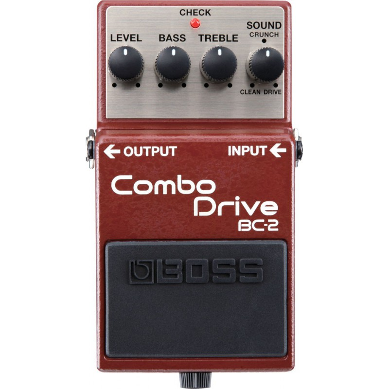 Boss BC-2 - Combo Drive
