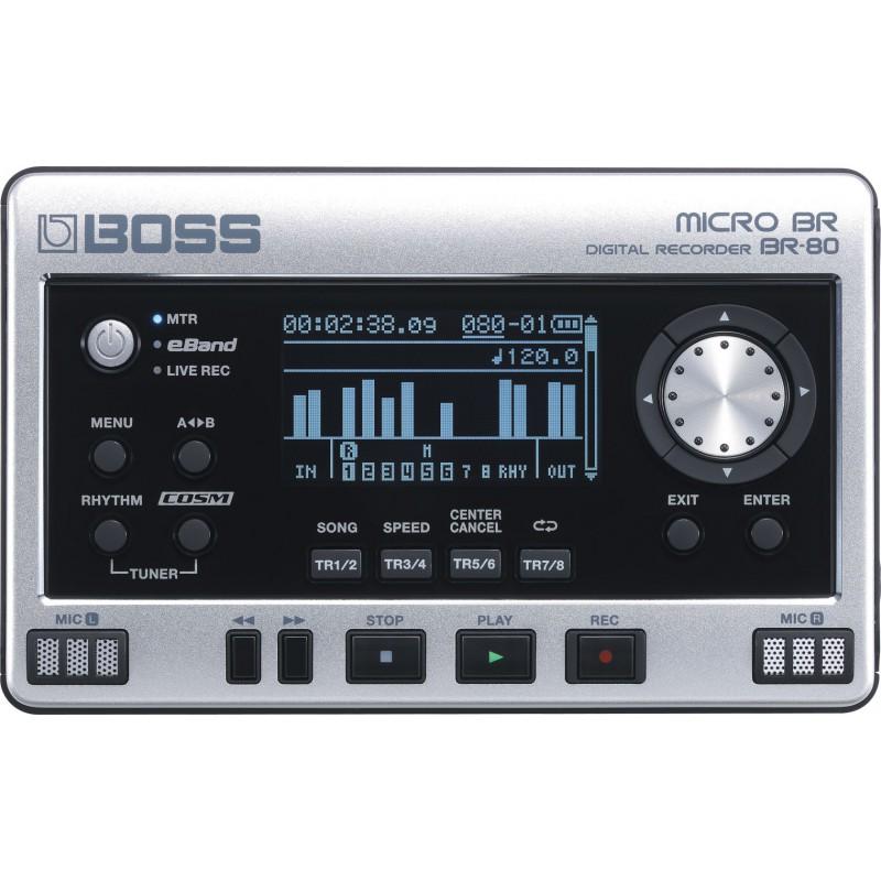 Boss BR-80 Micro BR - Enregistreur numérique