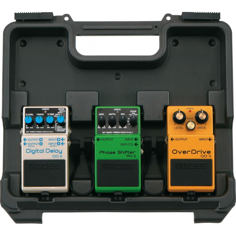 Boss BCB-30 - Mallette Transport Effet