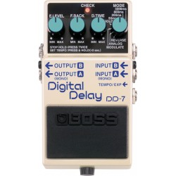 Boss DD-7 Digital Delay - Pédale Delay