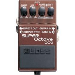 Boss OC-3 Pédale Octaveur