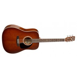 Dreadnought Antique Burst Satiné