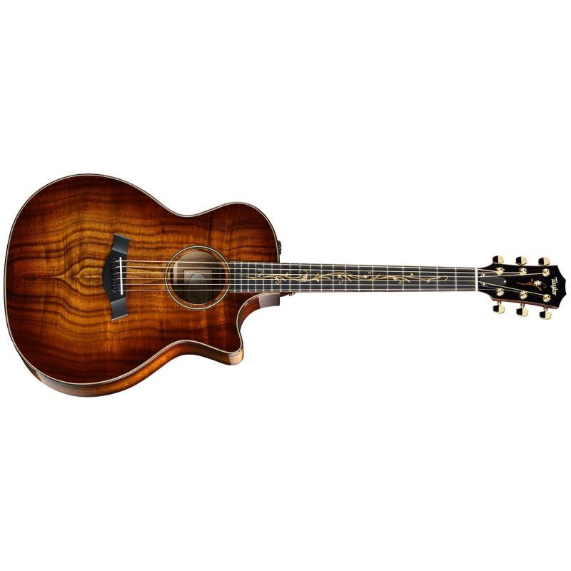 Taylor K24CE Koa Guitare Electro-acoustique